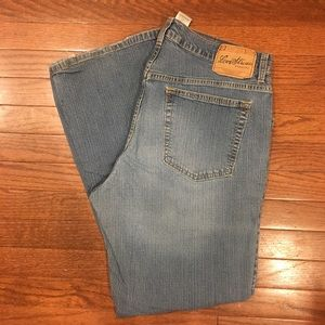 Denim - Vintage Levi Signature Light Bootcut Jeans